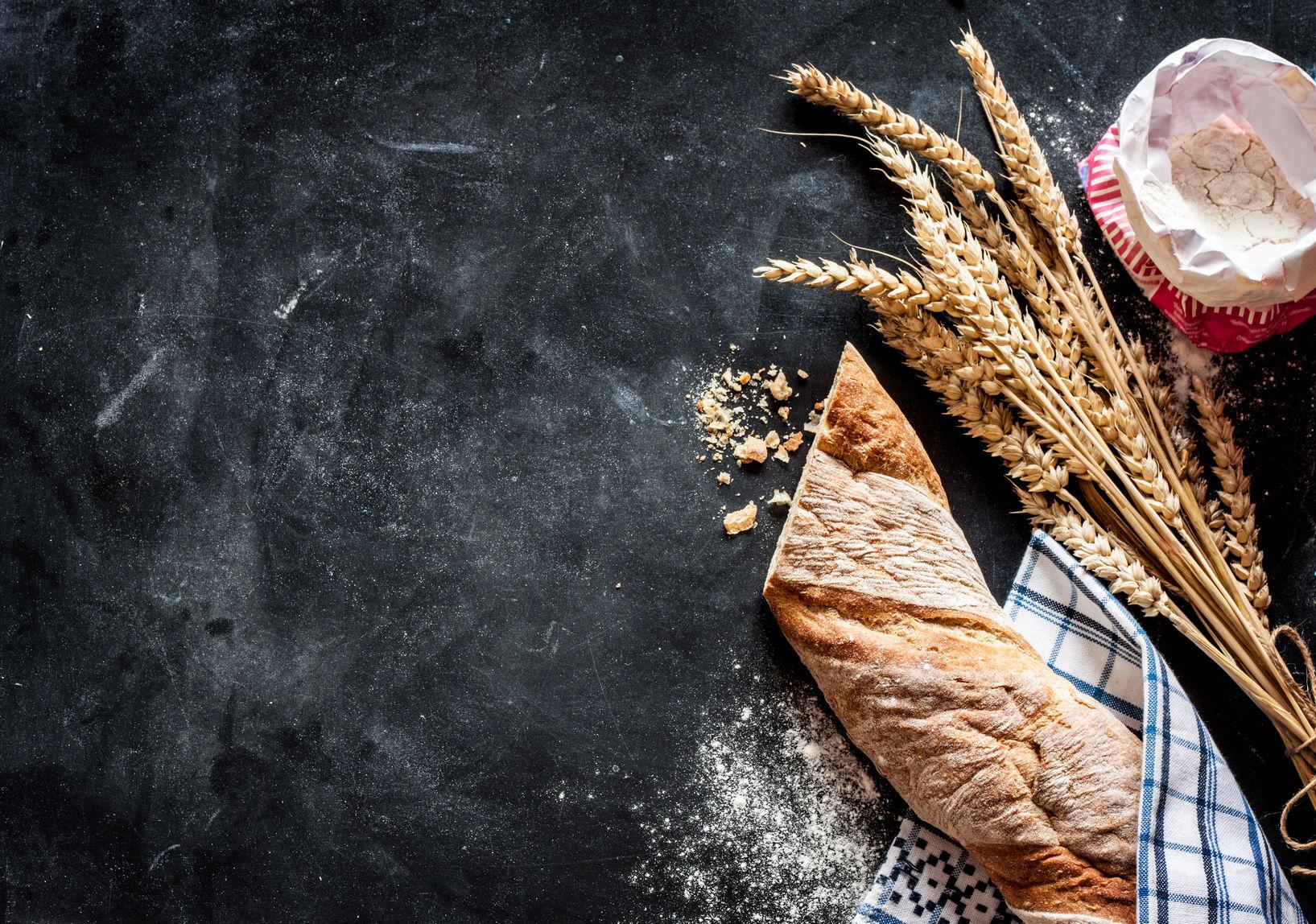 brood, granen, bakkerij